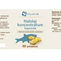 Caleido HALOLAJ koncentrátum gélkapszula (60 db)