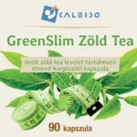 Caleido Green Slim zöld tea kapszula (90 db)