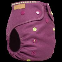 Puppi gyapjú mosható pelenka külső V3 SIO OS+ - Forest Flower