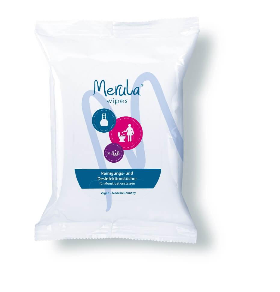 Merula törlőkendő