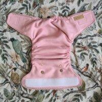 Puppi gyapjú mosható pelenka külső V3 - Peony