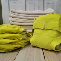 Hamac mosható pelenka csomag bérlés - M méret